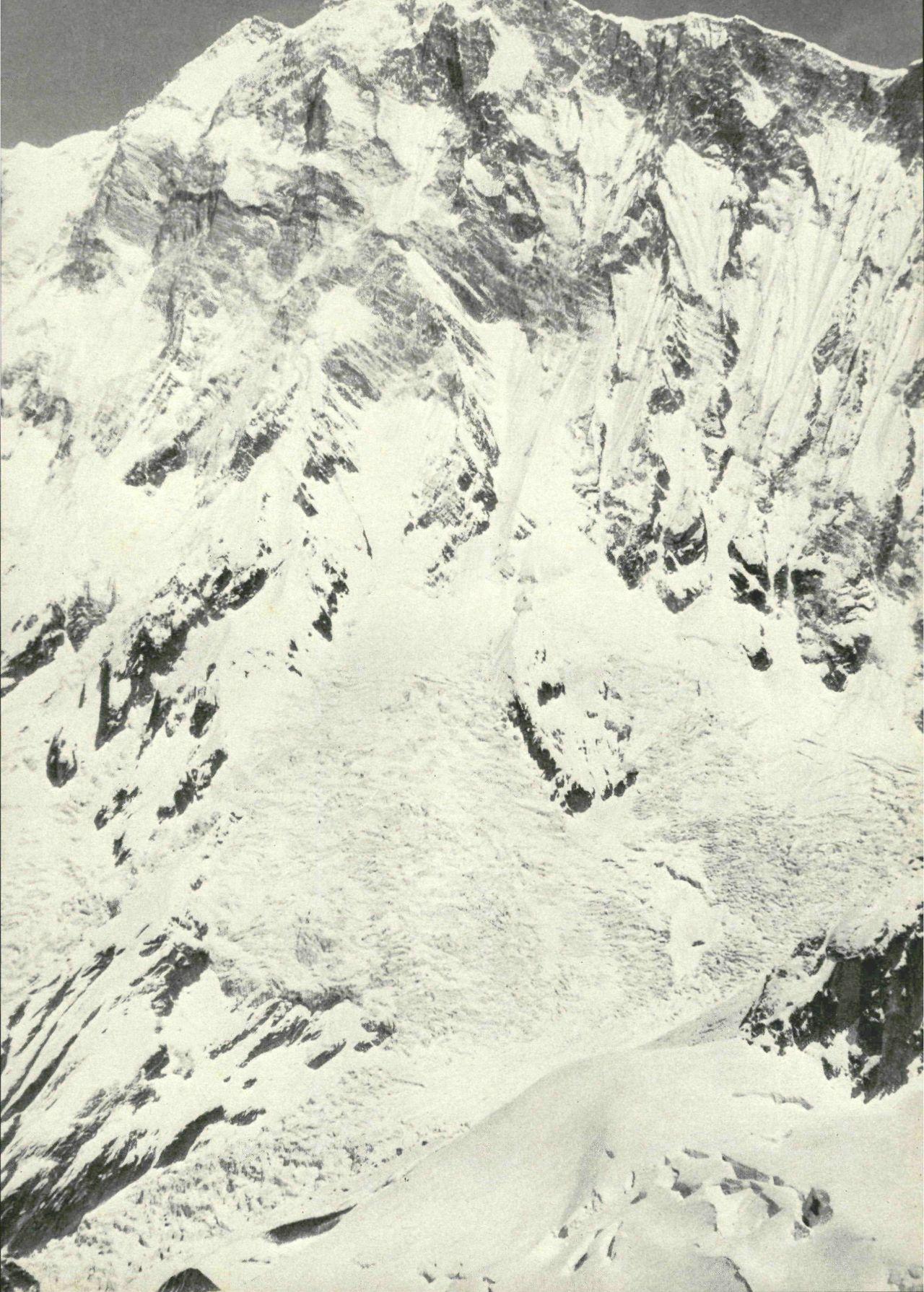 Himalaya Berge Karte.Himalaya Chronik 1969 Die Alpen Schweizer Alpen Club Sac