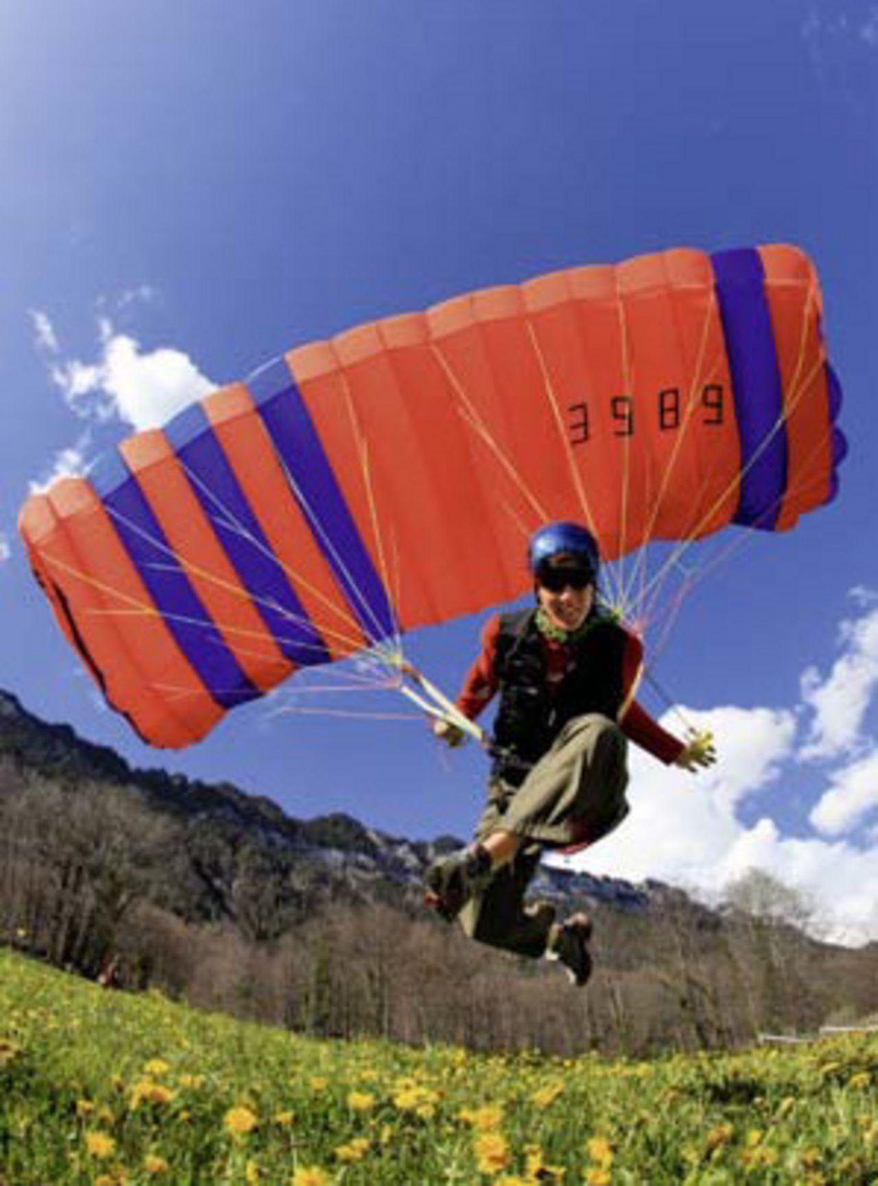 utilisation durable mode la plus désirable styles frais Randonner et voler, ou quand le rêve devient réalité - Les ...