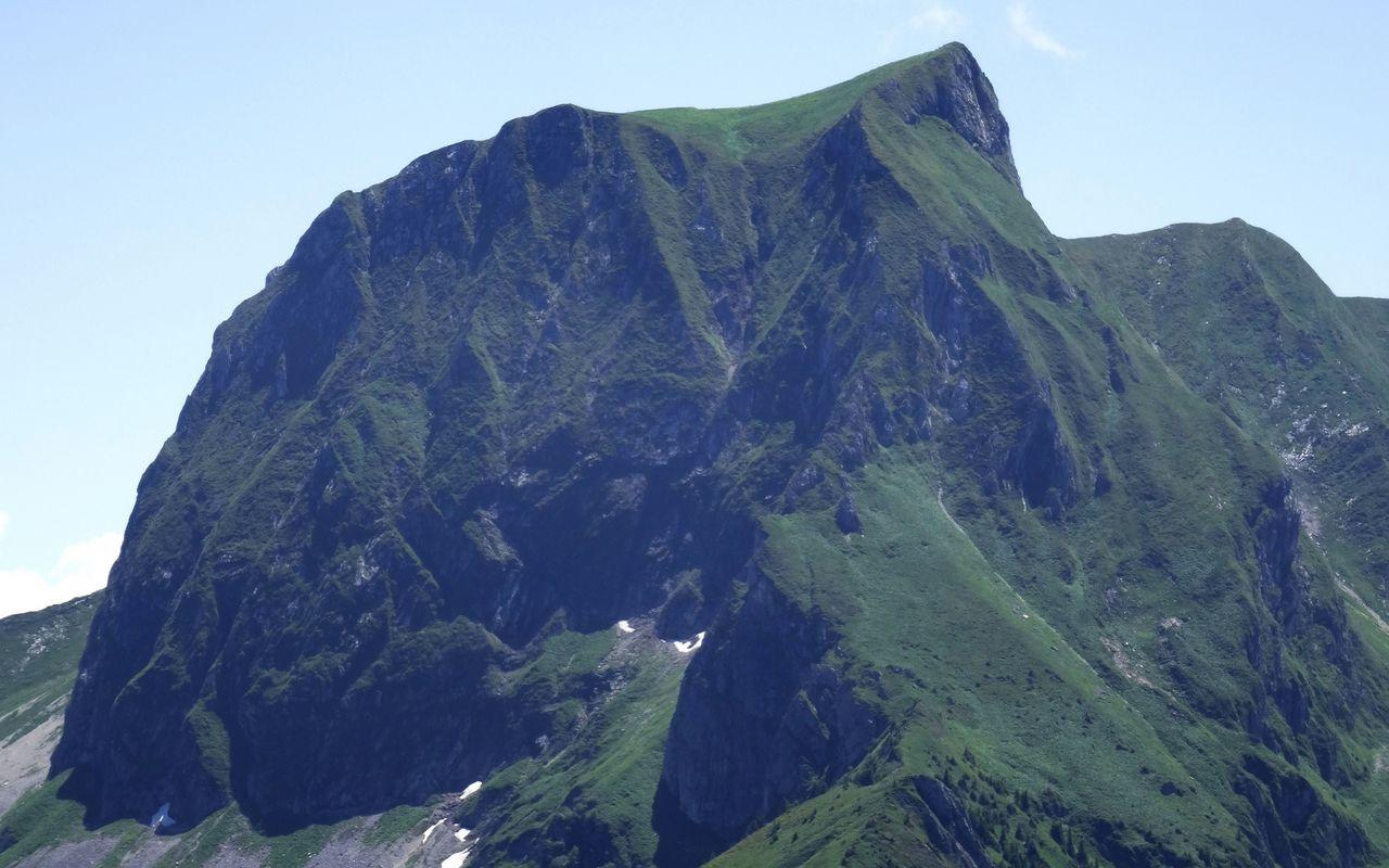 Klettersteig Gantrisch : Gantrisch klettersteige schweizer alpen club sac