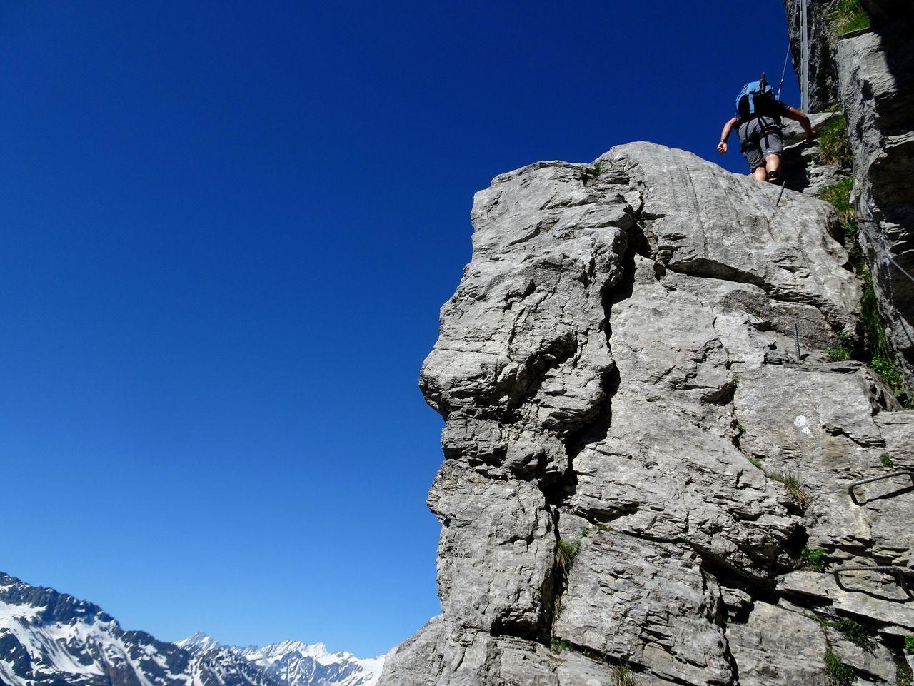 Klettersteig Schwarzwald : Der pisciadù klettersteig in alta badia den dolomiten