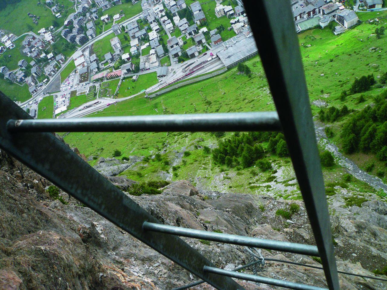 Klettersteig Zermatt : Fotos klettersteig daubenhorn  sac sektion zermatt