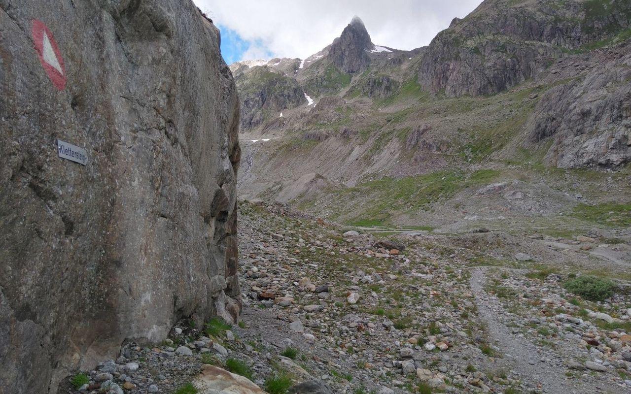 Klettersteig Tierbergli : Zustieg tierbergli klettersteig berg und alpinwandern