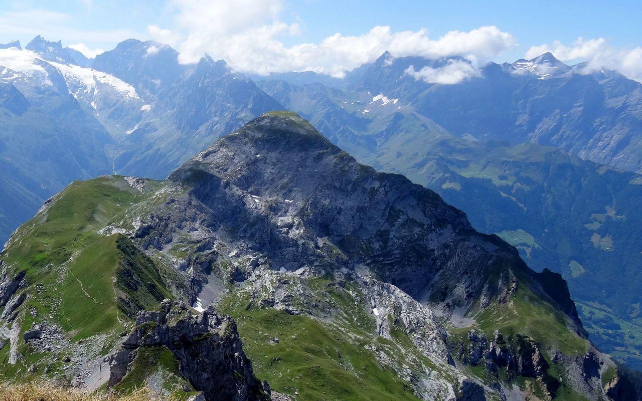 Klettersteig Bälmeten : Bälmeten klettersteige schweizer alpen club sac