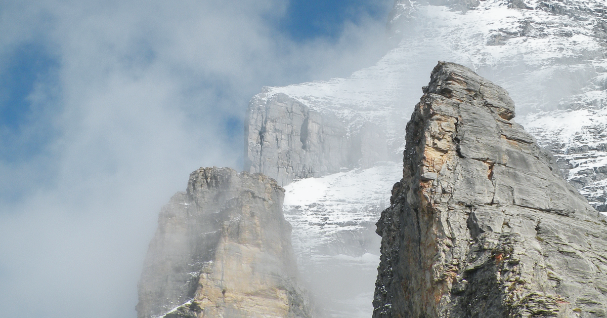 Klettersteig Rotstock : Eiger rotstock klettersteig klettersteige be