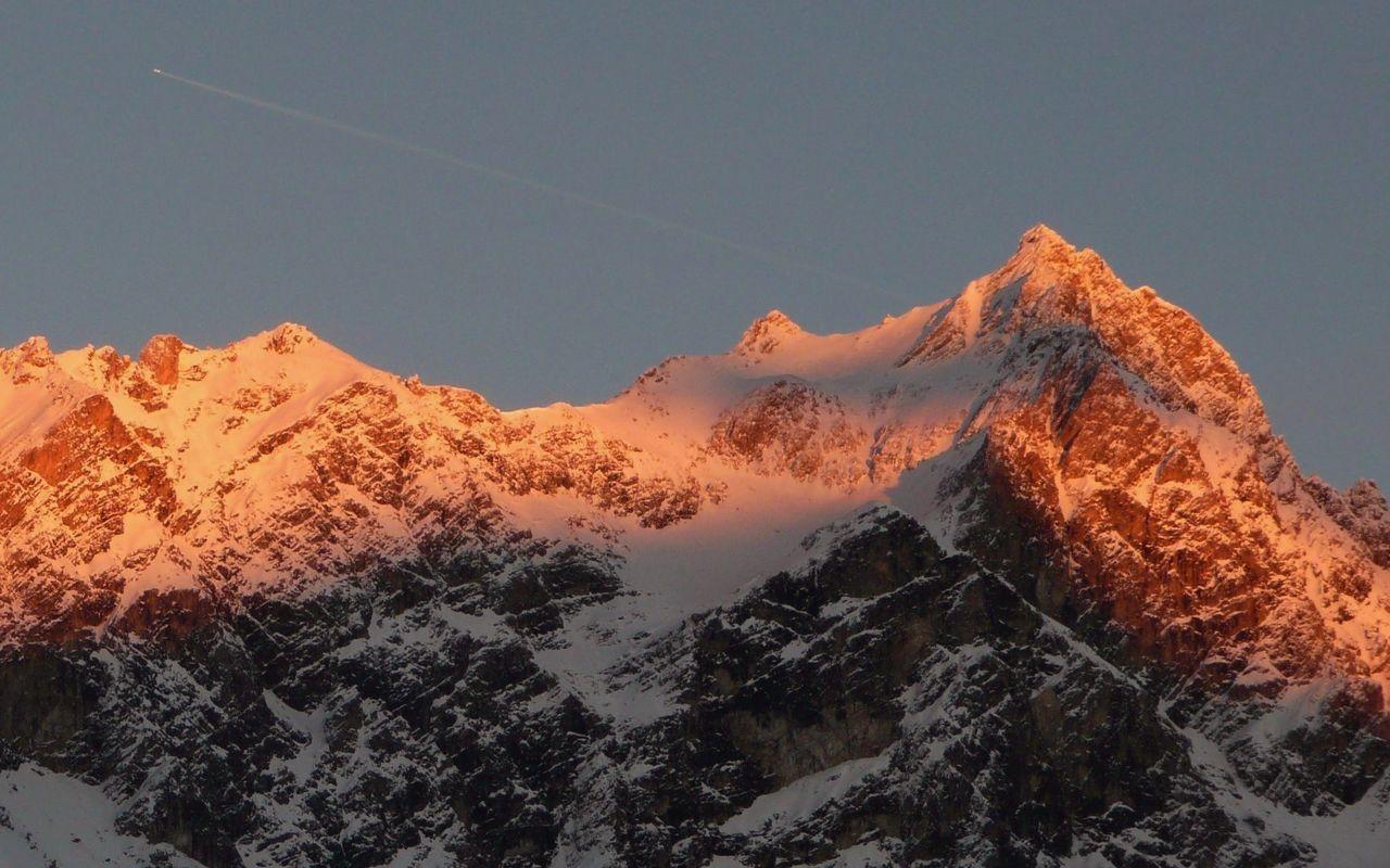 Klettersteig Piz Mitgel : Piz mitgel klettersteige schweizer alpen club sac