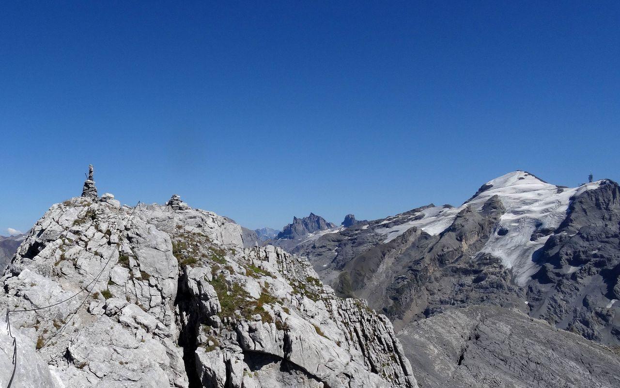Klettersteig Graustock : Graustock nw klettersteige schweizer alpen club sac