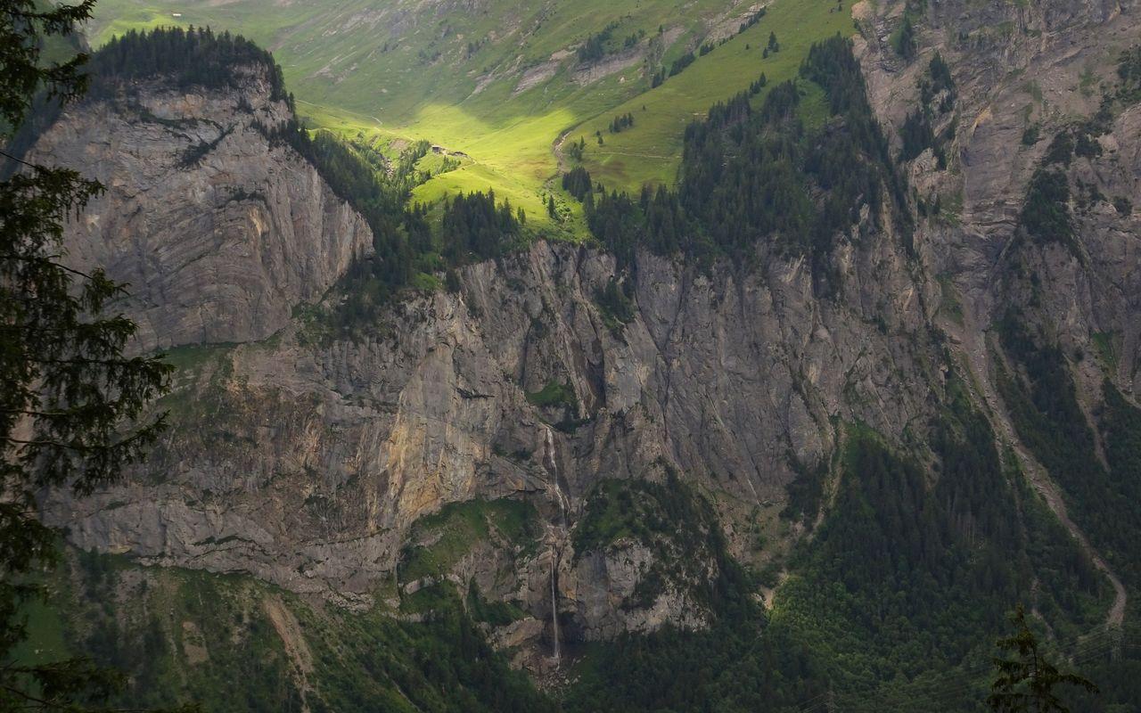 Klettersteig Allmenalp : Allmenalp klettersteige schweizer alpen club sac