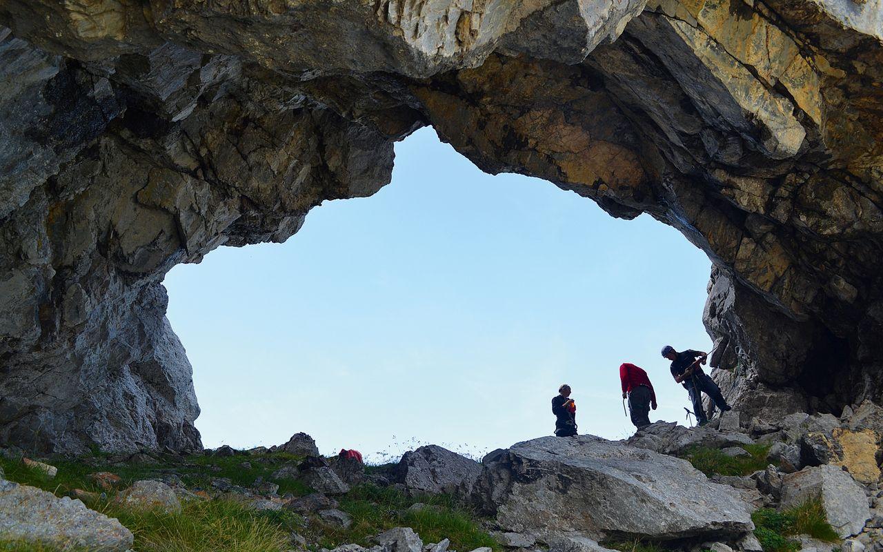 Klettersteig Bälmeten : Klettersteig bälmetentor klettersteige bälmeten schweizer