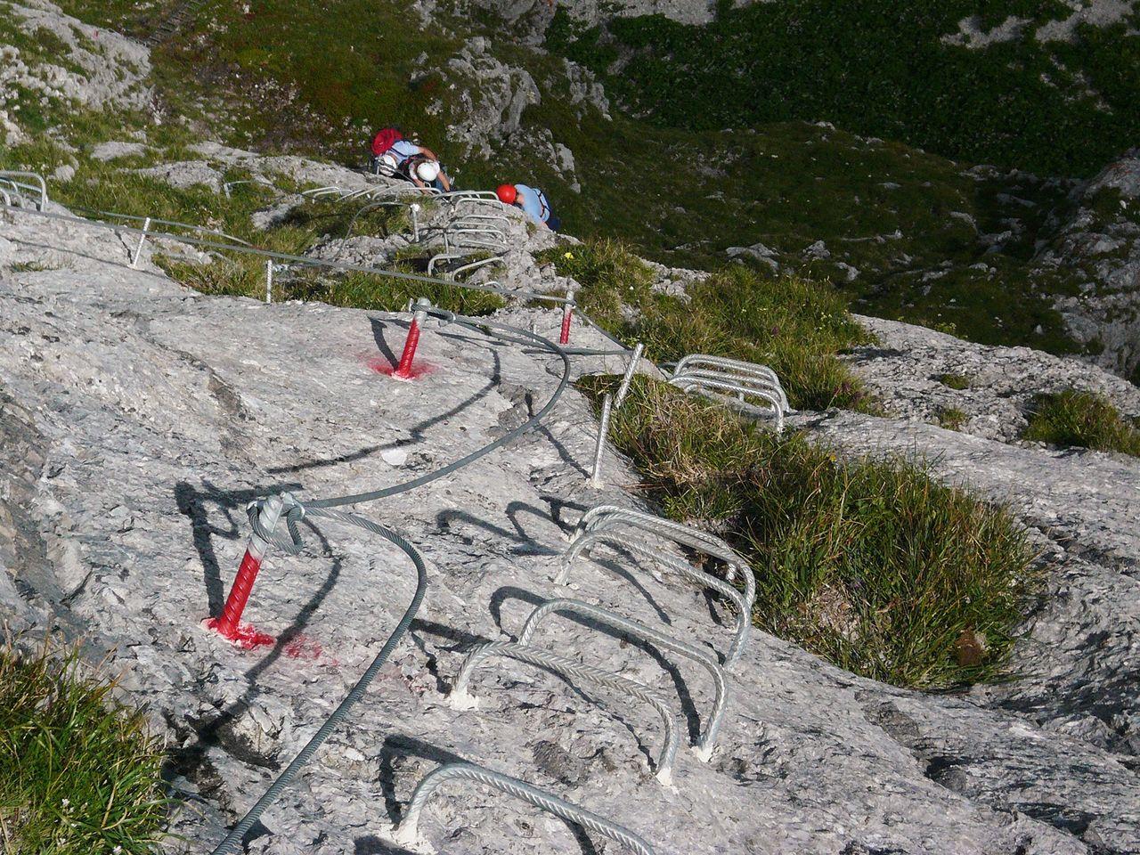 Klettersteig Gantrisch : Klettersteig gantrisch klettersteige schweizer