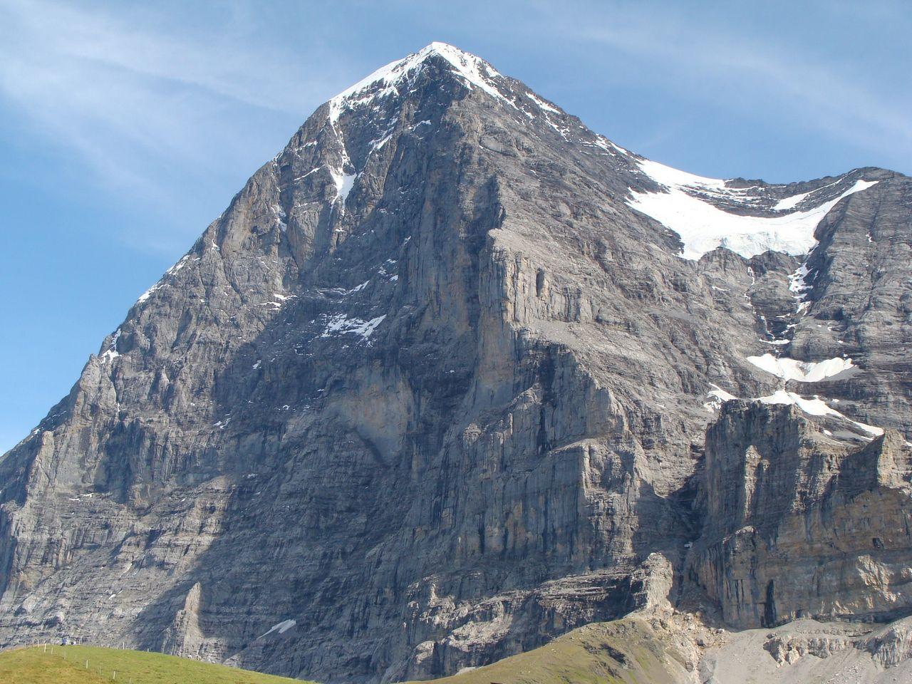 Гора эйгер фото