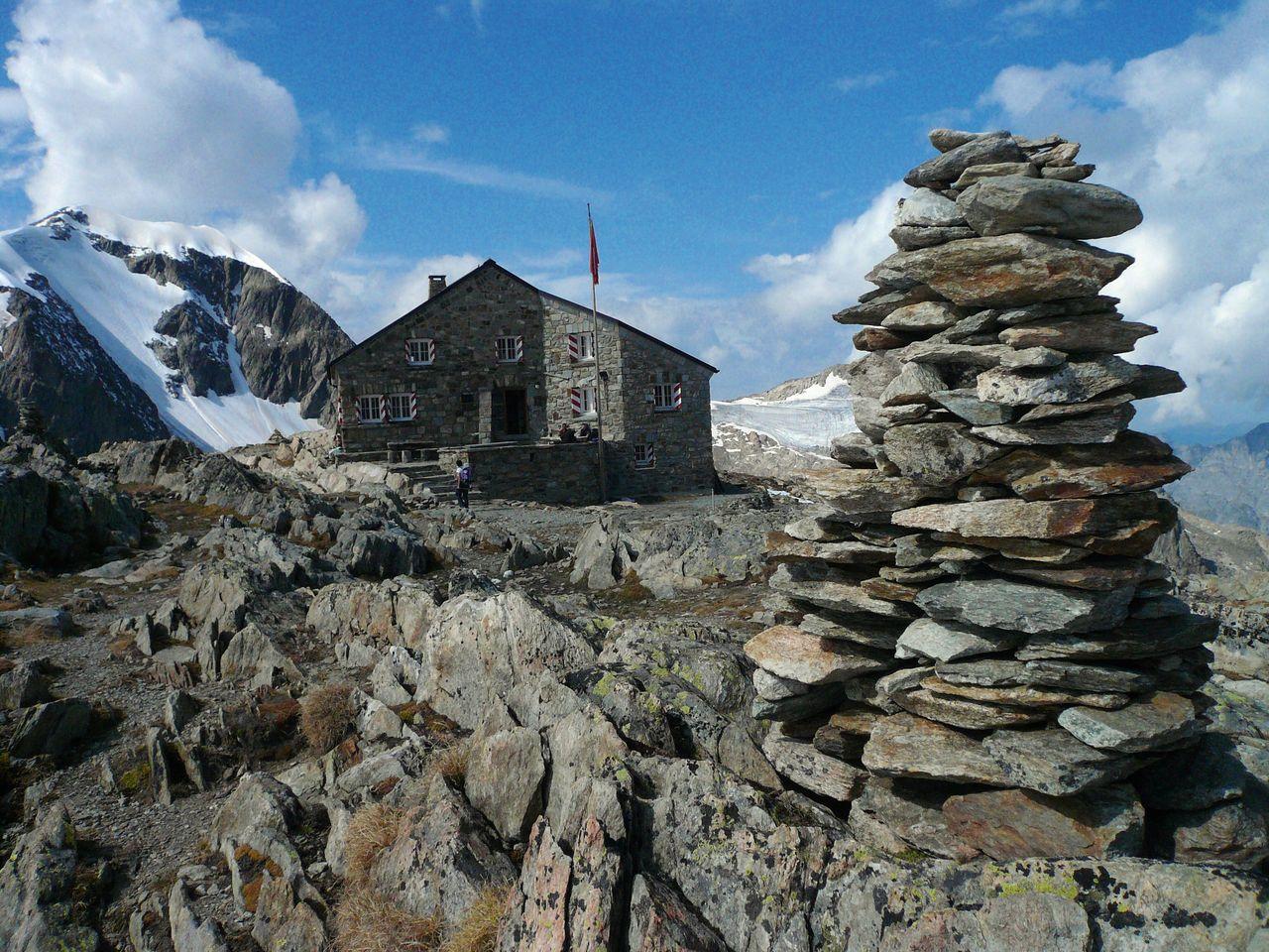 Klettersteig Tierbergli : Tierbergli klettersteig klettersteige tierberglihütte sac